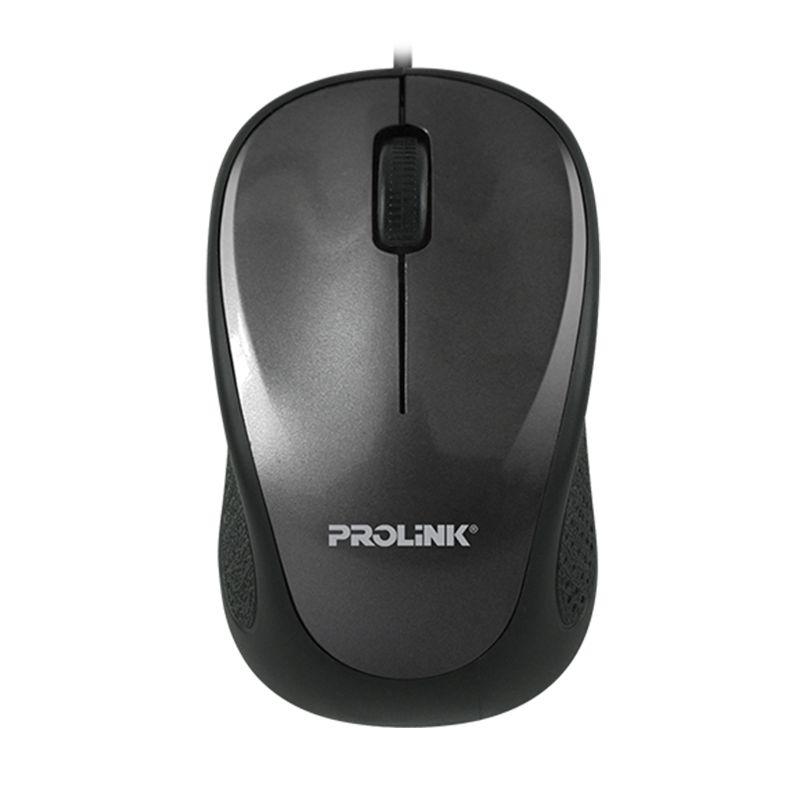 PROLINK PMO630U Grey Optical Mouse