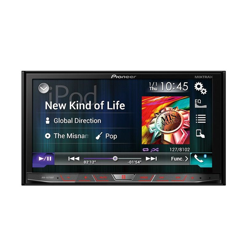 Pioneer AVH-X8750BT ...ouble Din]