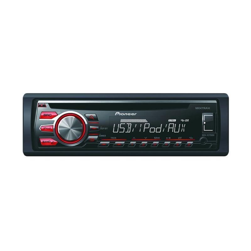 harga Pioneer DEH-X2750UI Single Din Hitam Audio Mobil [CD/MP3/USB/Mixtax] Blibli.com