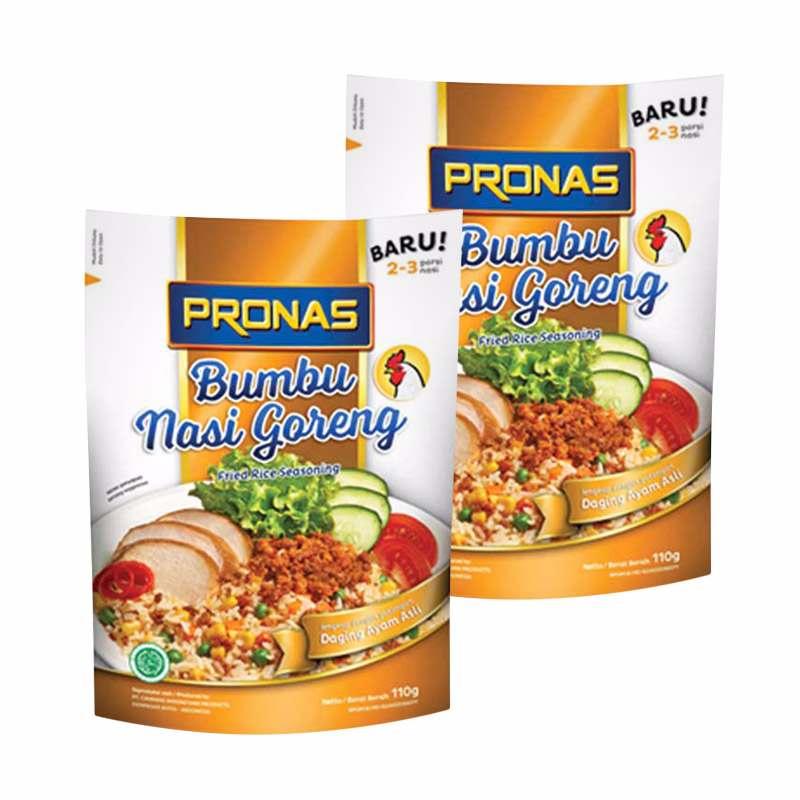 Pronas Bumbu Nasi Goreng Ayam Pouch [110 g x 2 Pcs] 0304020002