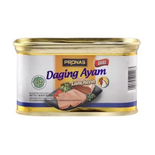 Pronas Luncheon Chicken Makanan Instan [198 g]