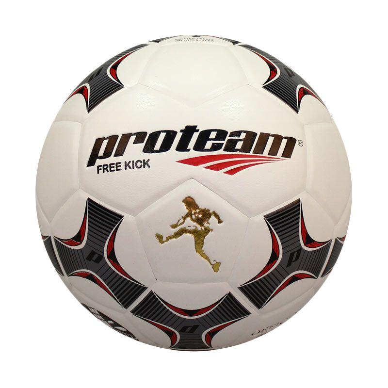 Proteam Free Kick Hitam Merah Bola Sepak