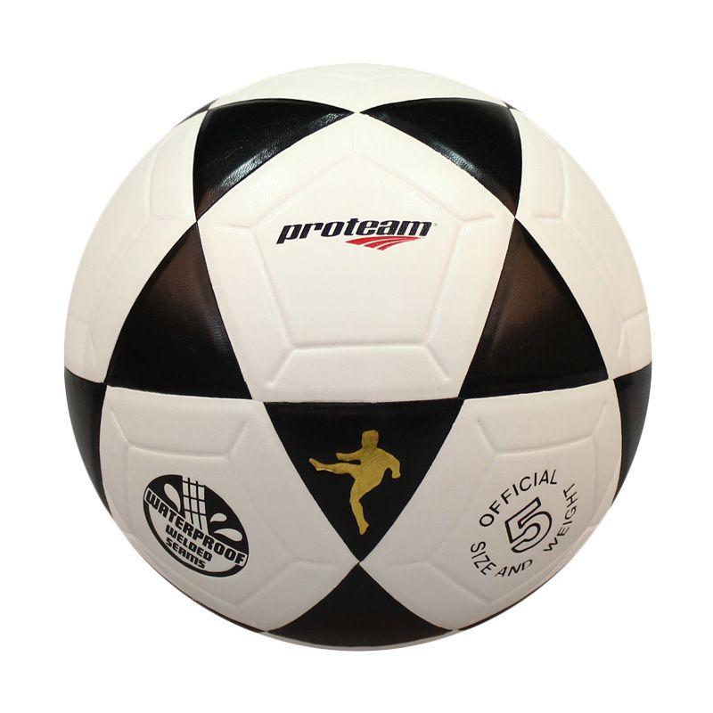 Proteam FT - 5 Hitam Putih Bola Sepak
