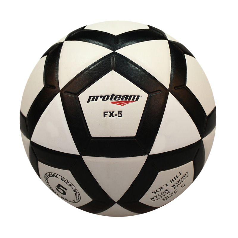 Proteam FX - 5 Hitam Putih Bola Sepak