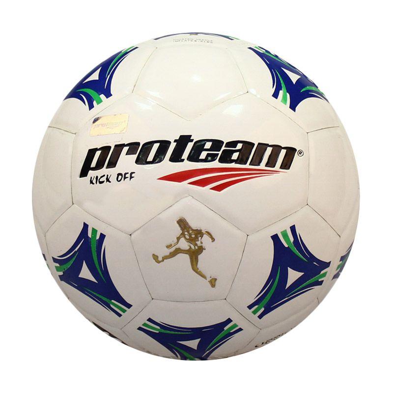 Proteam Kick Off Blue Yellow Bola Sepak 4