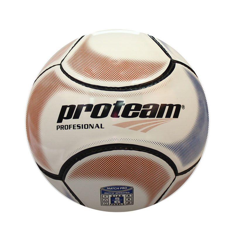 Proteam Profesional Biru Merah Bola Sepak