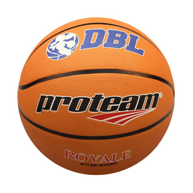 Proteam Royale Orange Bola Basket