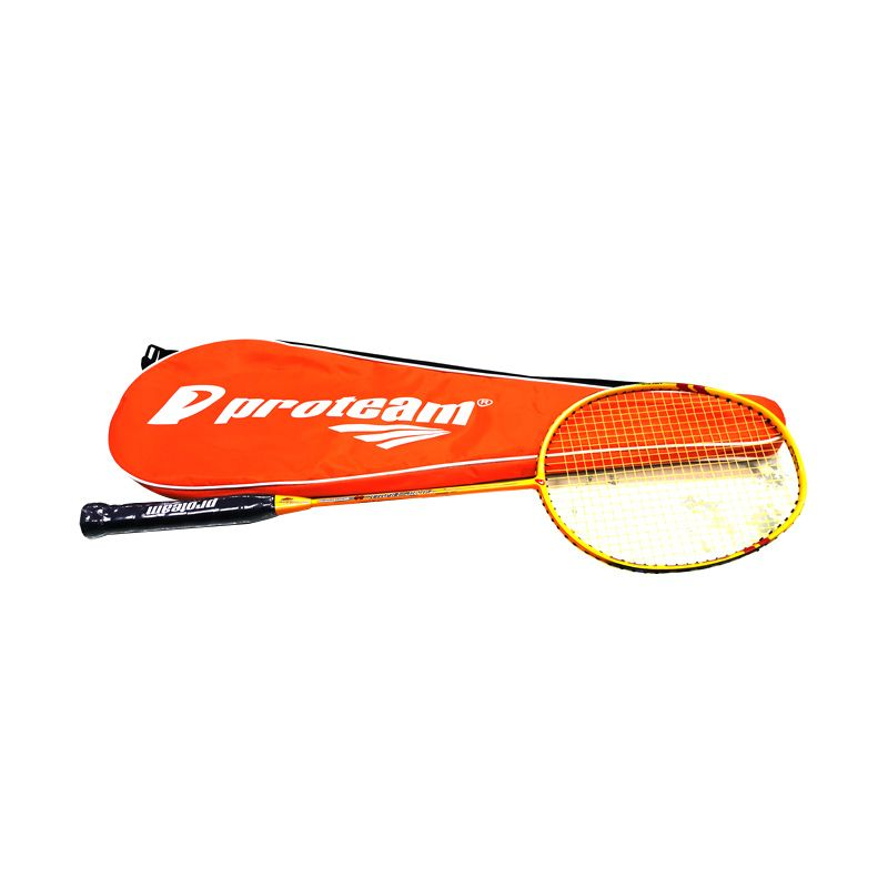 Proteam Sharp Fighter Orange Raket Badminton