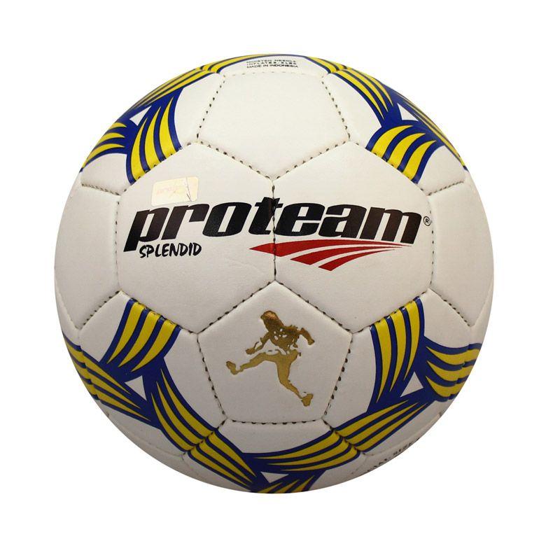 Proteam Splendid Kuning Biru Bola Sepak # 5