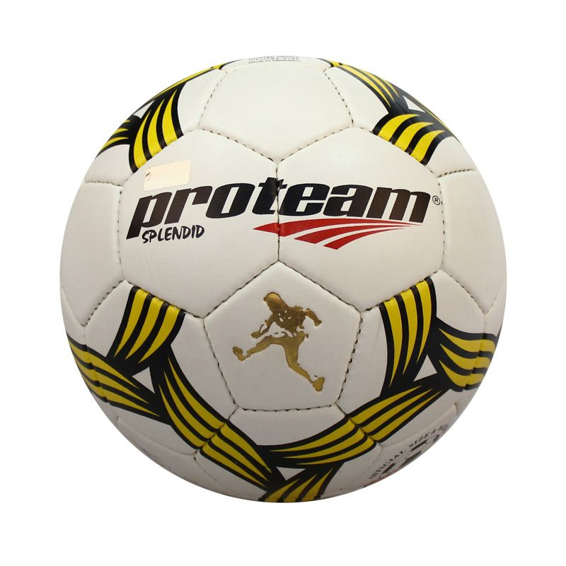 Proteam Splendid Kuning Hitam Bola Sepak #5