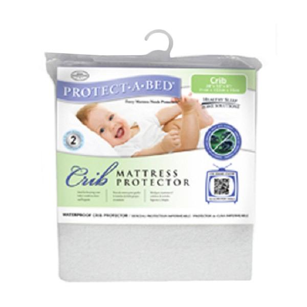 Protect A Bed Mattress Protector - Baby Crib Springbed Ukuran [70x140x15]
