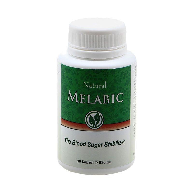 Melabic The Sugar Stabilizer Multivitamin