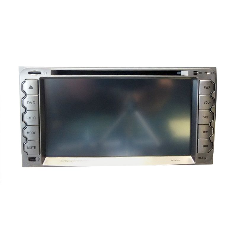 Symbion SY-IN740 Double Din Head Unit Mobil