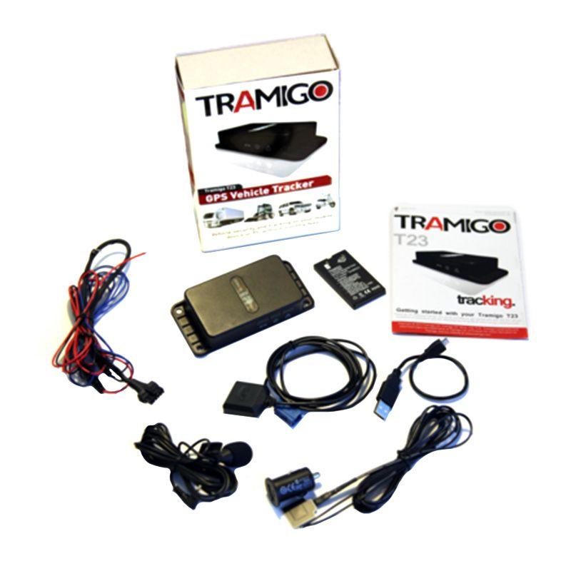 Tramigo Tracker T23 FS GPS [24V]
