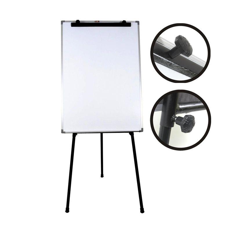 Keiko Flip Chart Papan Tulis [60 x 90 cm]