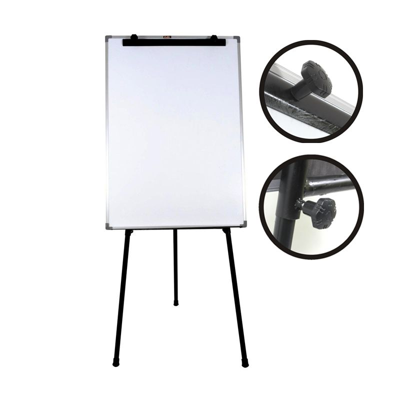 Keiko Flip Chart Papan Tulis [70 x 100 cm]