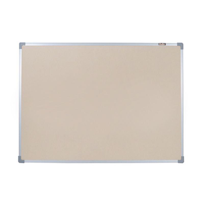 Keiko Soft Board Klasik Polos Papan Tulis [60 x 120 cm]