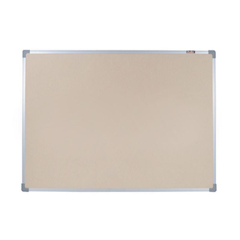 Keiko Soft Board Klasik Polos Papan Tulis [90 x 120 cm]