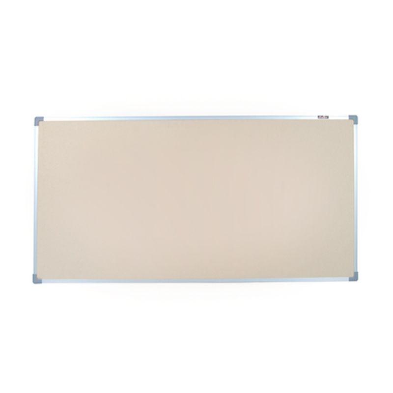 Keiko Soft Board Klasik Polos Papan Tulis [90 x180 cm]