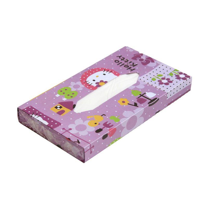 Keiko Travel Hello Kity 01 Kotak Tissue