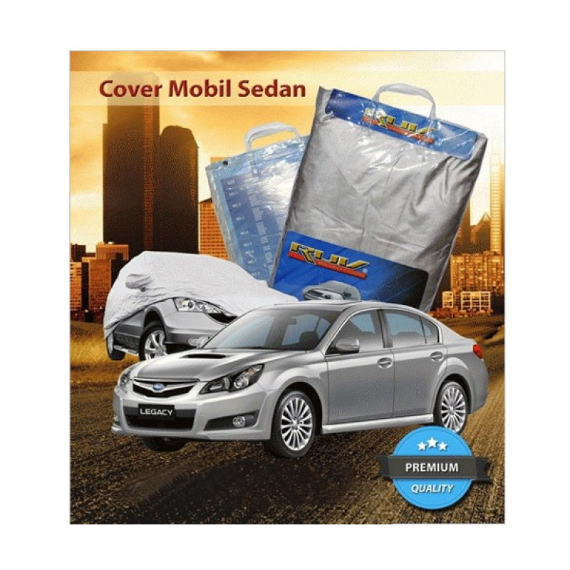 RUV Silver Cover Mobil for BMW or Mercedes