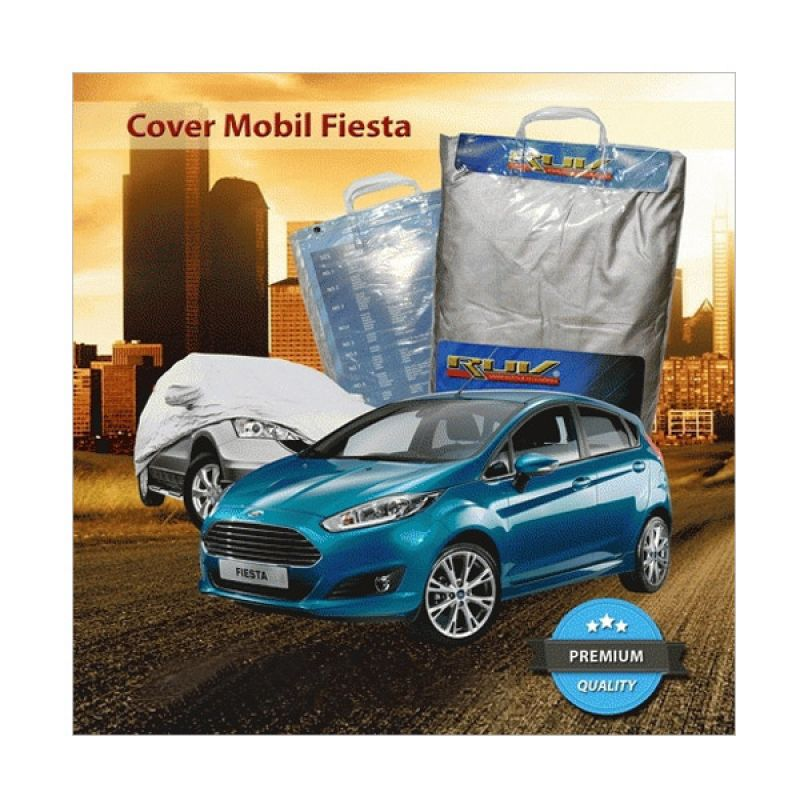 RUV Silver Cover Mobil for Ford Fiesta