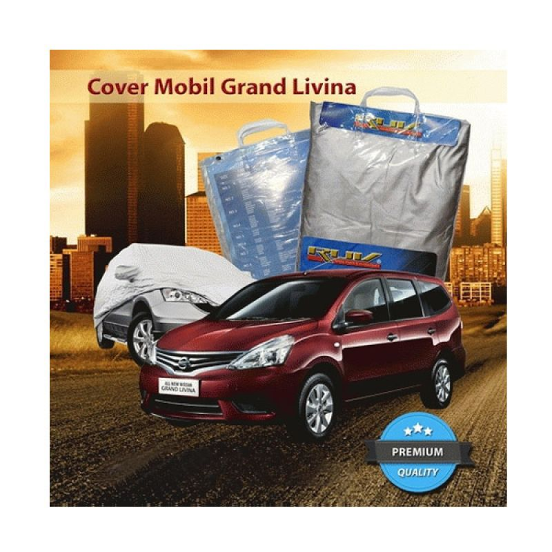 RUV Silver Cover Mobil for Grand Livina