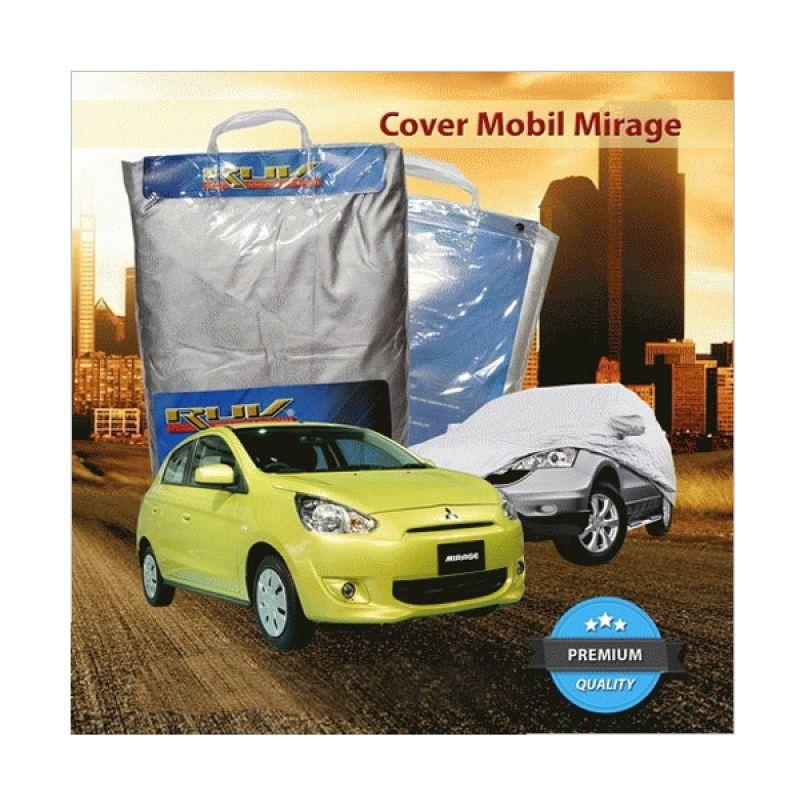 RUV Silver Cover Mobil for Mitsubishi Mirage