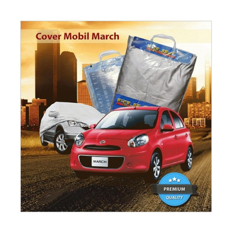 RUV Silver Cover Mobil for Nissan March