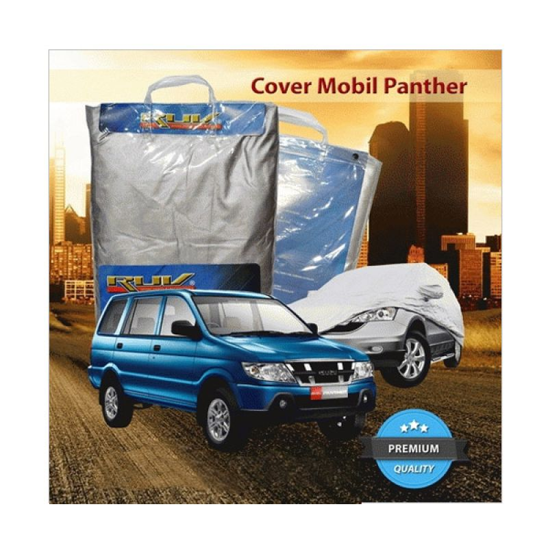 RUV Silver Cover Mobil for Panther or Kijang