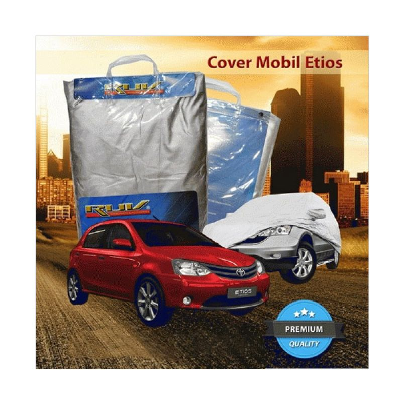 RUV Silver Cover Mobil for Toyota Etios