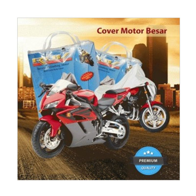 RUV Silver Cover Motor Sport
