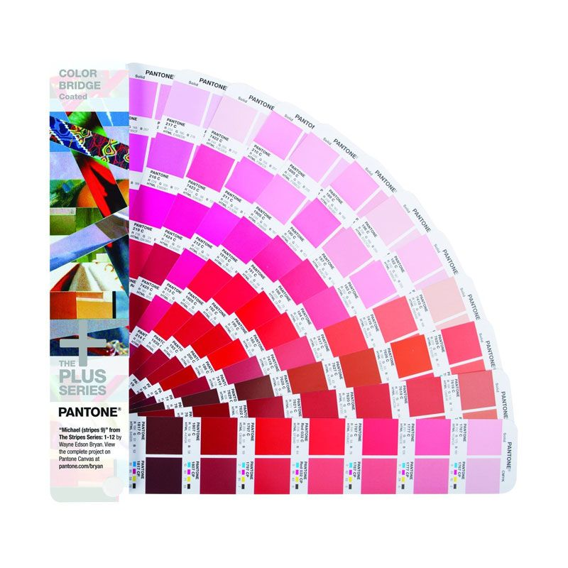 Pantone Color Bridge Coated Panduan Warna