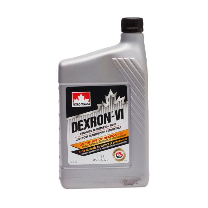 Petro Canada Dexron VI ATF Automatic Transmission Fluid Oli Pelumas