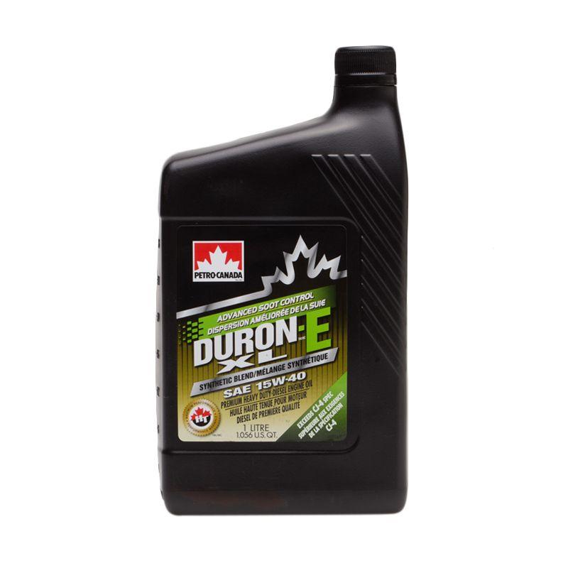 Petro Canada Duron-E XL SAE 15W-40 Oli Pelumas