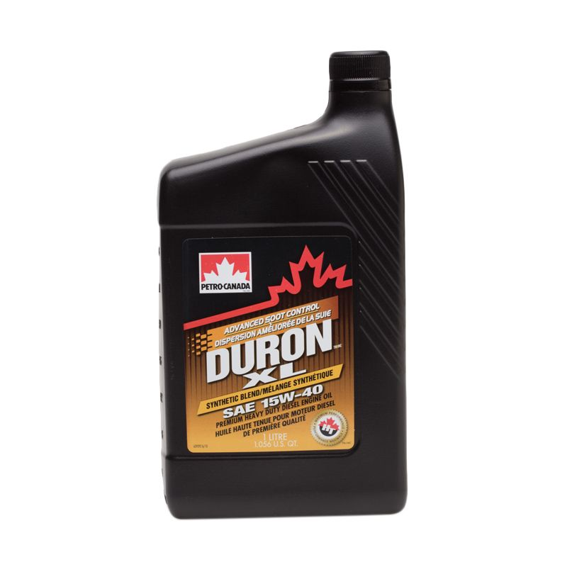 Petro Canada Duron XL SAE 15W-40 Oli Pelumas