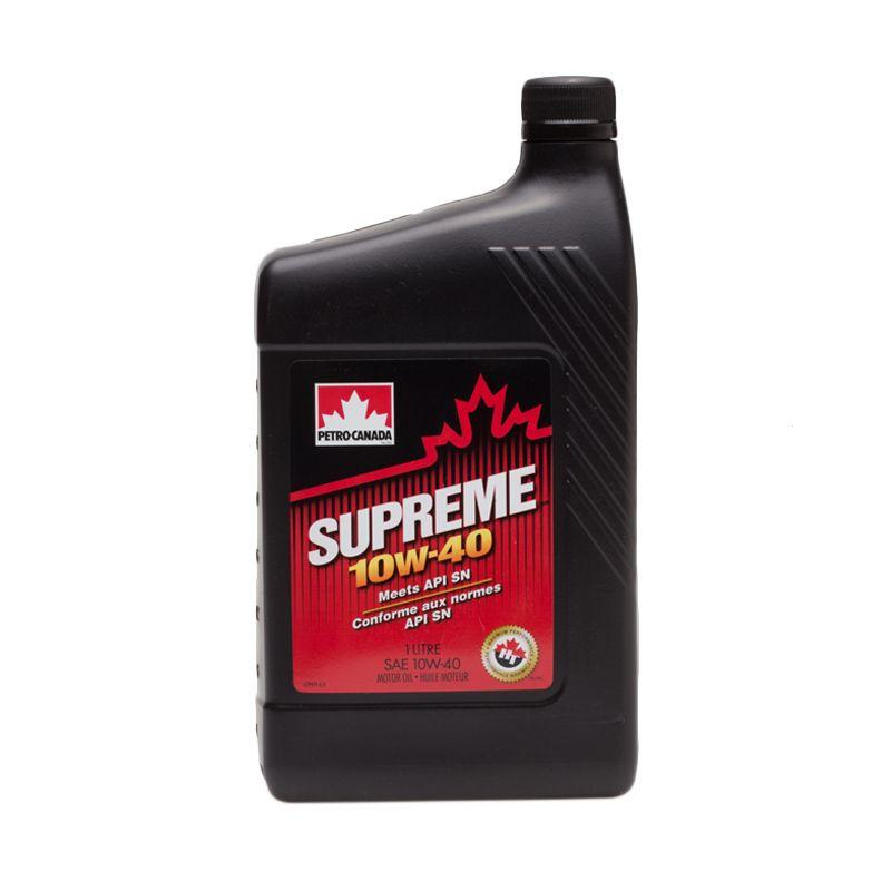 Petro Canada Supreme 10W-40 Oli Pelumas