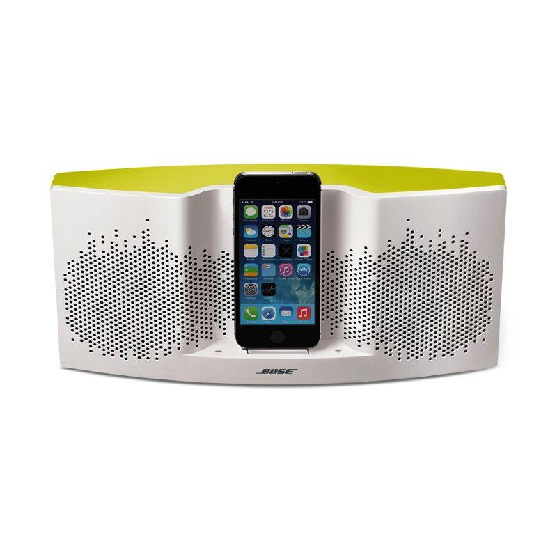 Bose Docking Sounddock XT Yellow Speaker