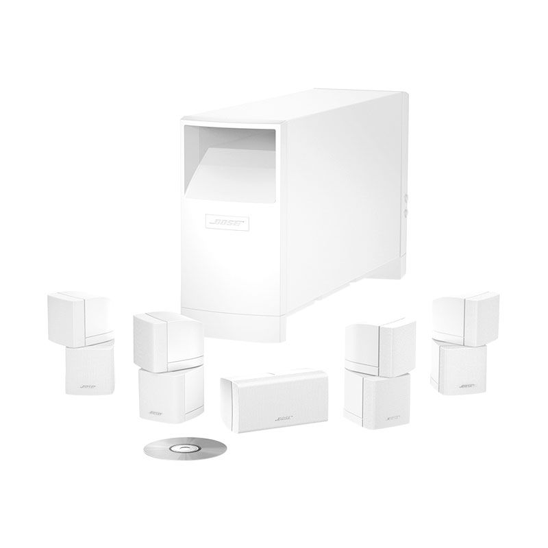 Bose Home Theatre Speaker Acoustimass AM15 Series III - Putih