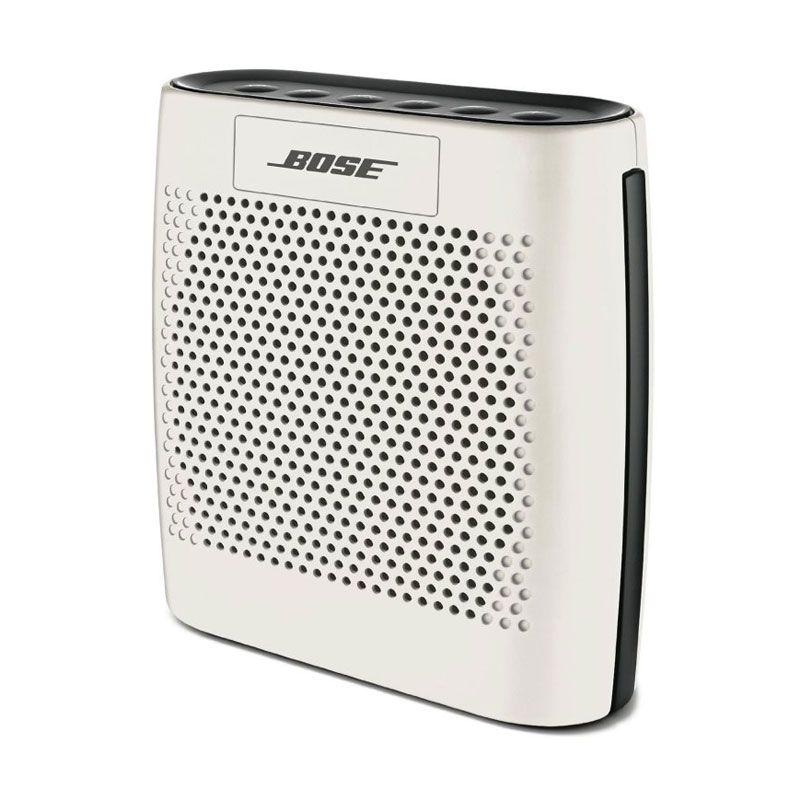 Bose Soundlink Color White Bluetooth Speaker