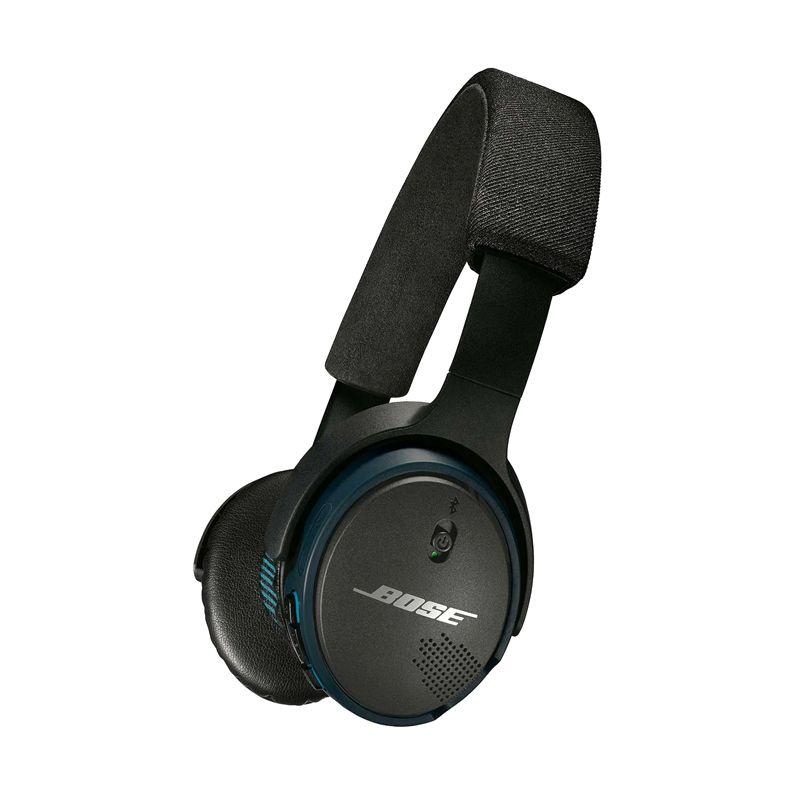 Bose Soundlink On Ear Black Headset