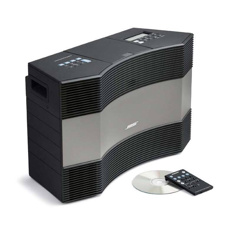 Bose Speaker Acoustic Wave Music System AWMS II - Graphite