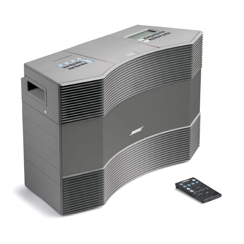 Bose Speaker Acoustic Wave Music System AWMS II - Silver