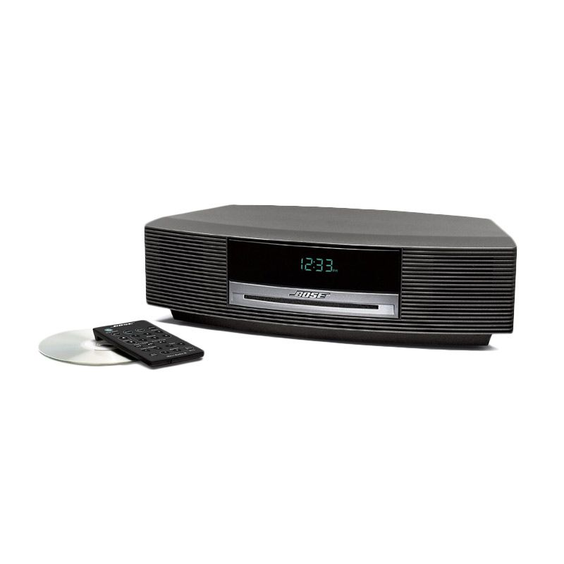 Bose Wave Music System III Silver