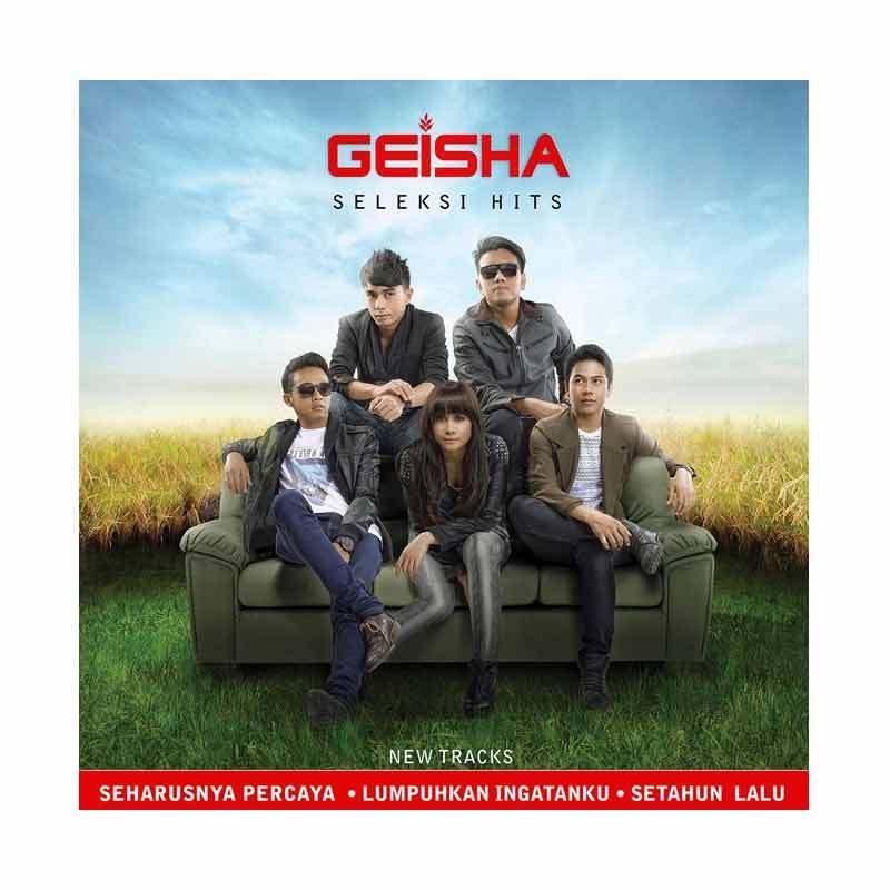 Musica Studios Geisha - Seleksi Hits (MSD0474) CD Musik