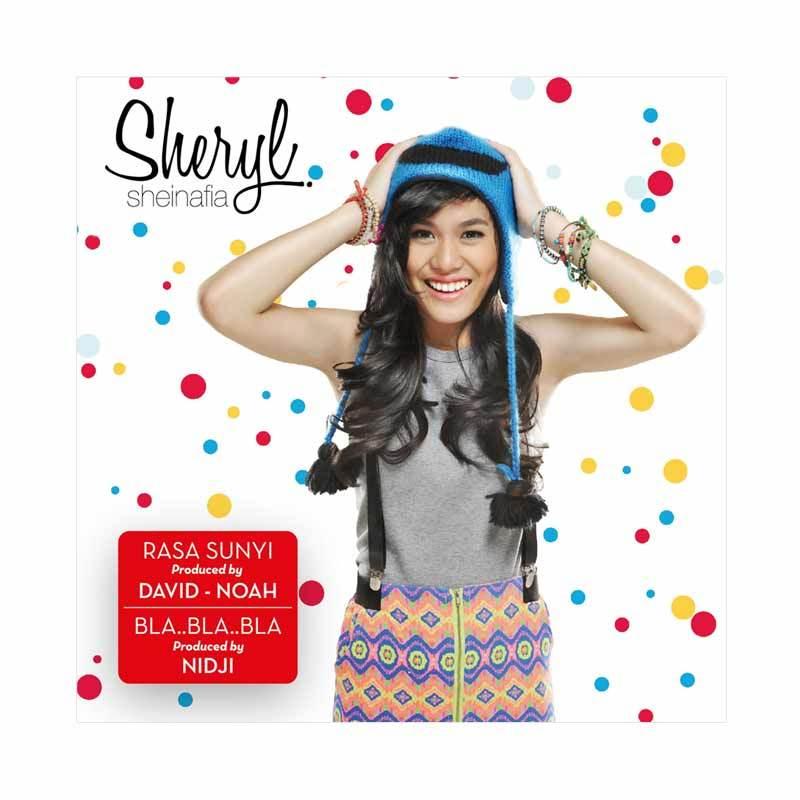 Musica Studios Sheryl Sheinafia - Demi Aku (MSD0468) CD Musik