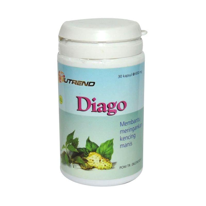 Nutrend Diago Supplement Kesehatan