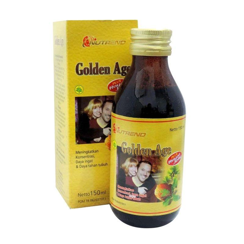 Nutrend Golden Age Supplement Kesehatan