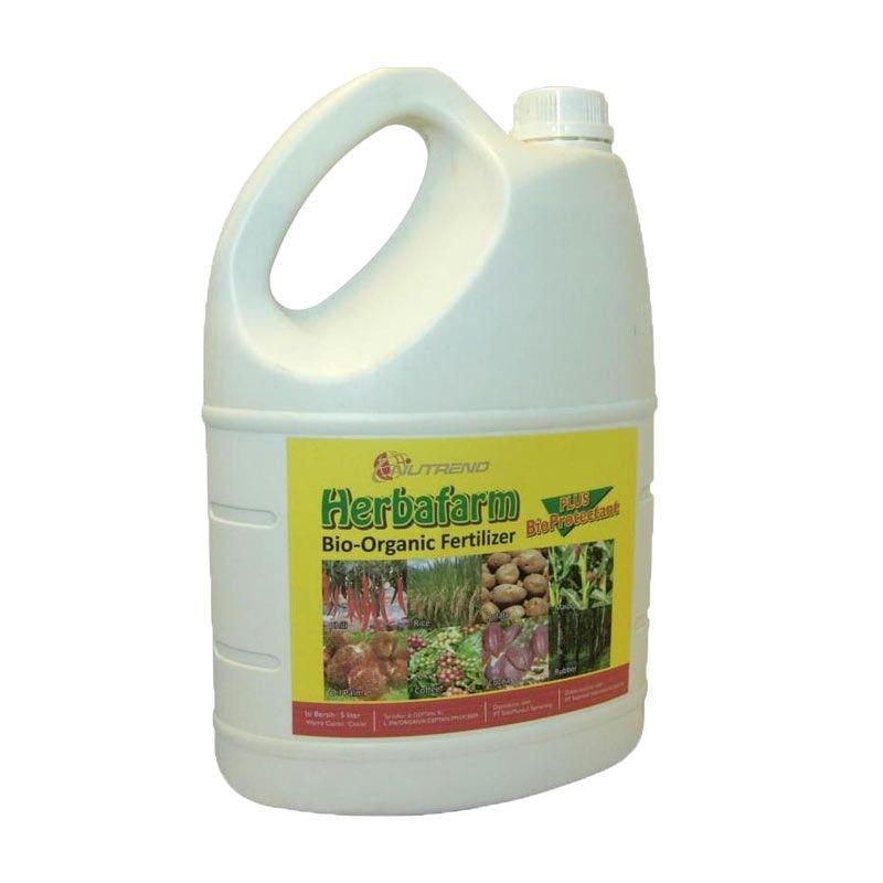 Nutrend Herbafarm Cair Pupuk [5 L]