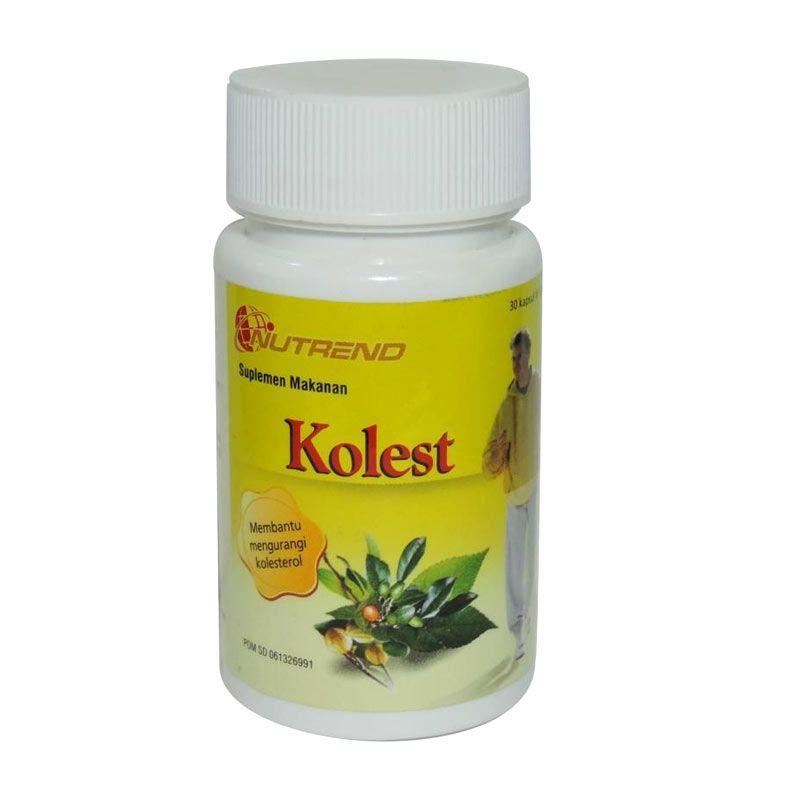 Nutrend Kolest Supplement